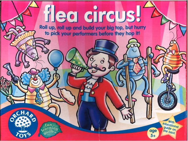 Flea Circus !
