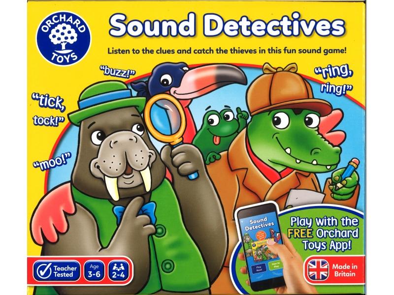Sound Detectives