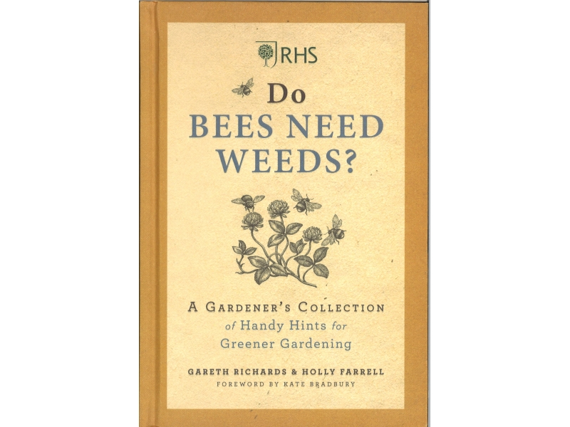 Do Bees Need Weeds ?
