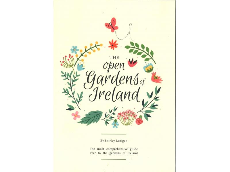 Shirley Lanigan - The Open Gardens Of Ireland