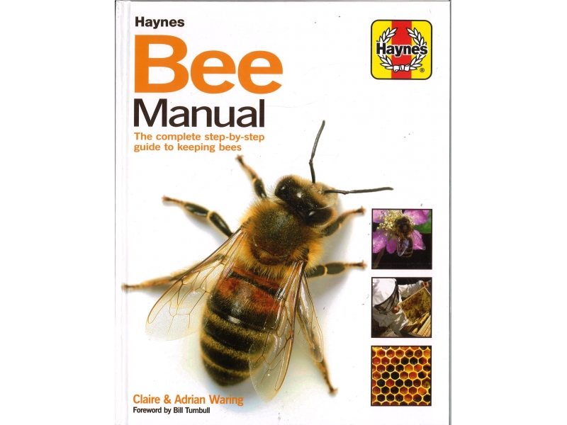 Claire & Adrian Waring - Bee Manual