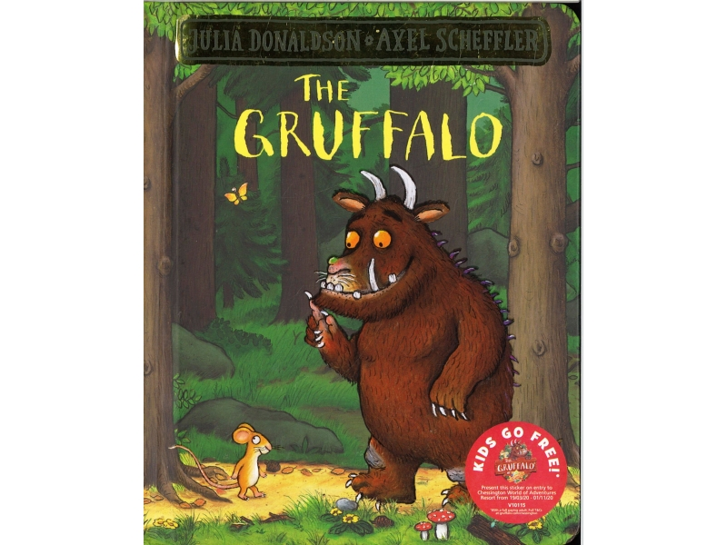 Julia Donaldson & Alex Scheffler - The Gruffalo