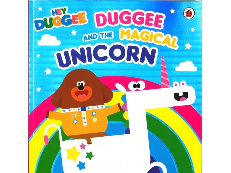 Hey Duggee - Dugee And The Magical Unicorn