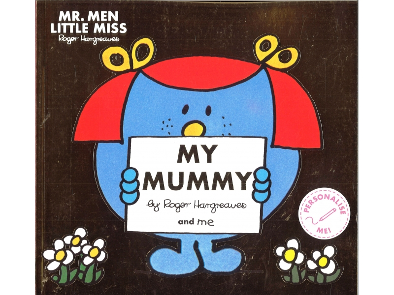 Mr. Men Little Miss - My Mummy And Me