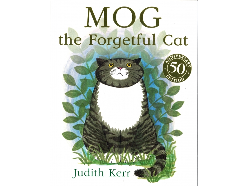 Judith Kerr - Mog The Forgetful Cat