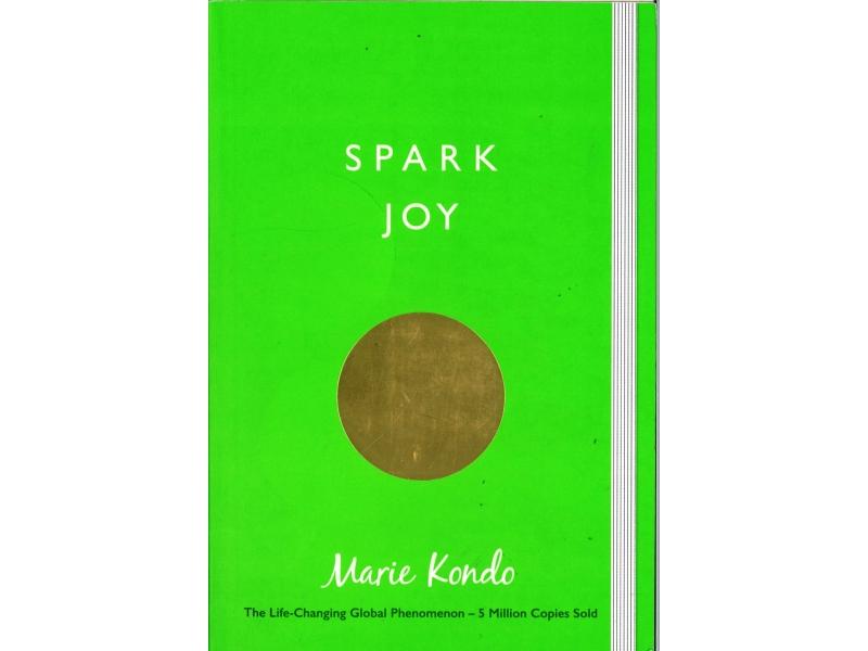 Marie Kondo - Spark Joy