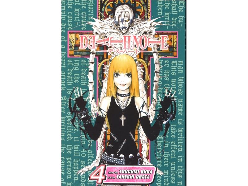 Death Note 4 - Tsugumi Ohba