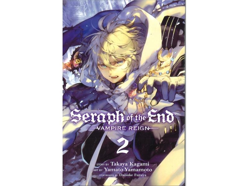 Seraph Of The End - Vampire Reign 2 - Takaya Kagami