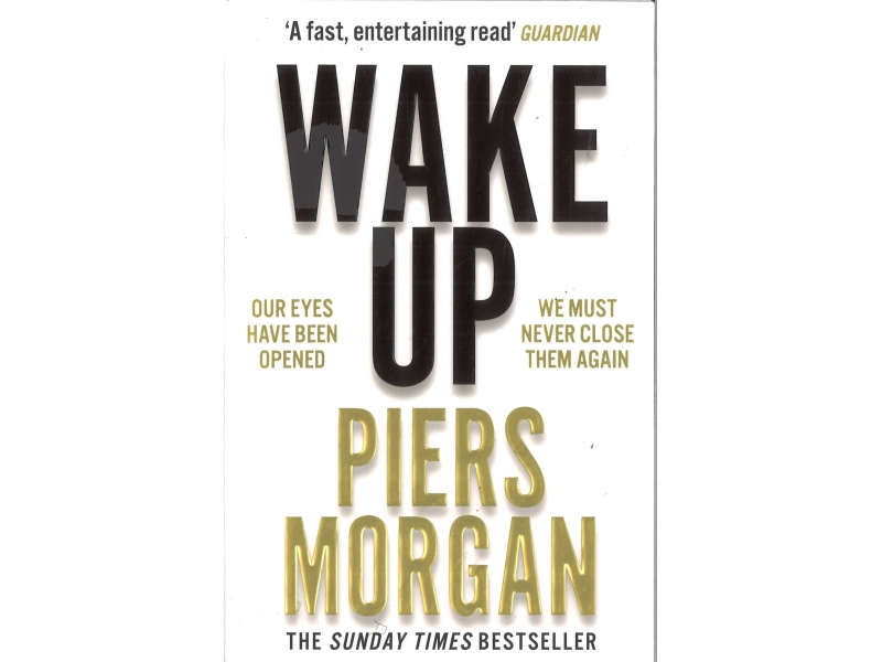 Piers Morgan - Make Up