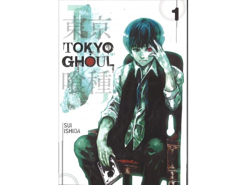 Tokyo Ghoul 1 - Sui Ishida