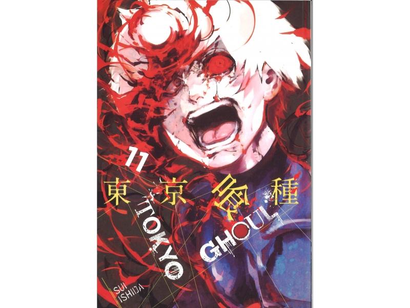 Tokyo Ghoul 11 - Sui Ishida