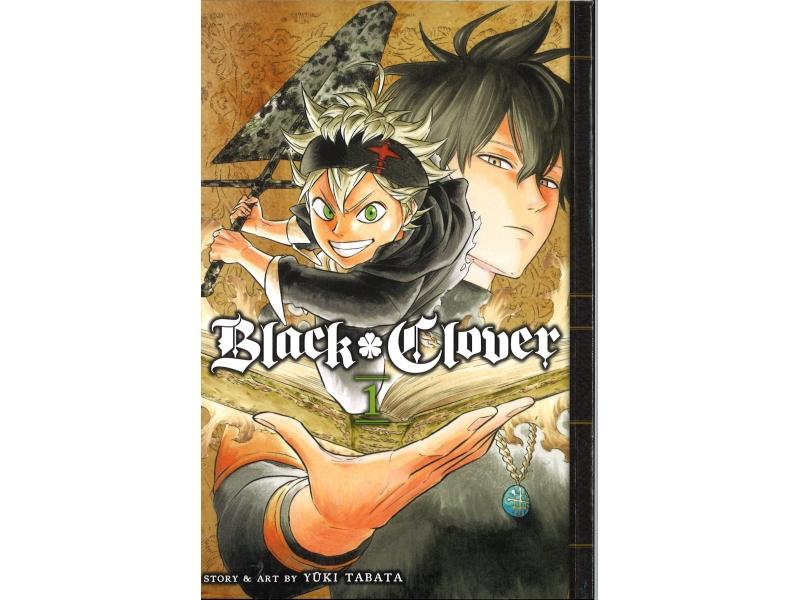 Black Clover 1 - Yuki Tabata