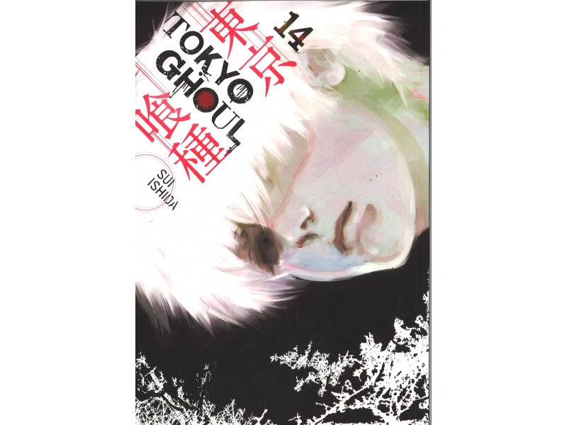 Tokyo Ghoul 14 - Sui Ishida