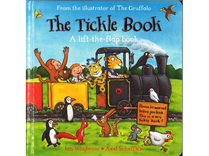 Ian Whybrow & Axel Scheffler - The Tickle Book