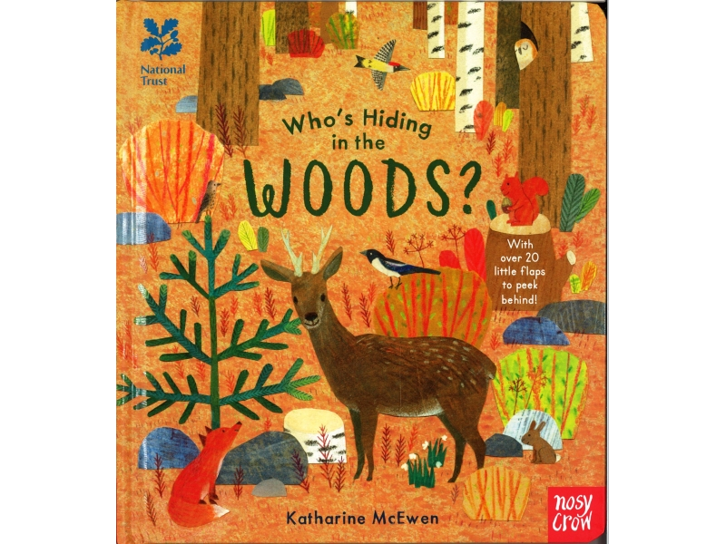 Katharine McEwen - Who's Hiding In The Woods?