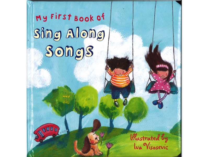 My First Book Of Sing Along Songs