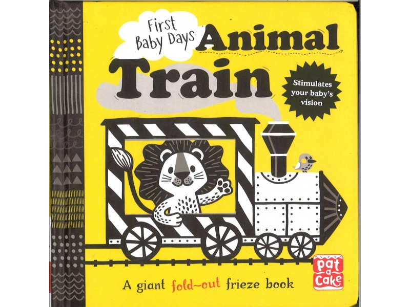 First Baby Days - Animal Train