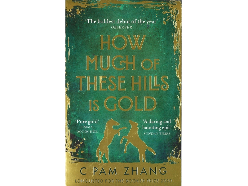 C Pam Zhang - How Much Of These Hills Is Gold