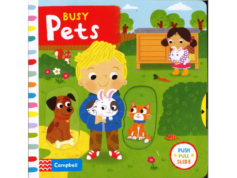 Busy Pets