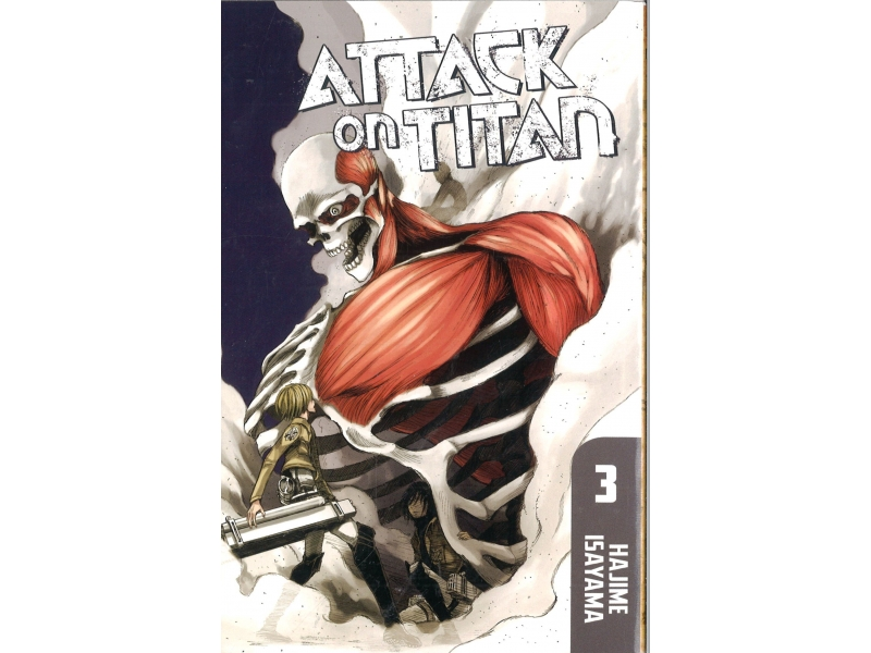 Attack On Titan 3 - Hajime Isayama