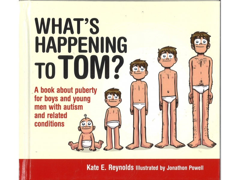 Kate E. Reynolds - What's Happening To Tom ?