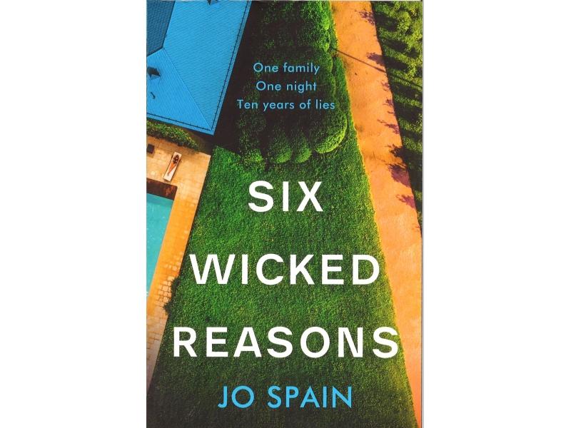 Jo Spain - Six Wicked Reasons