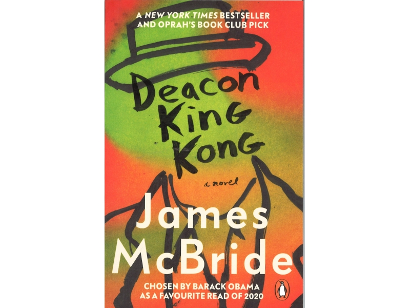 James McBride - Deacon King Kong