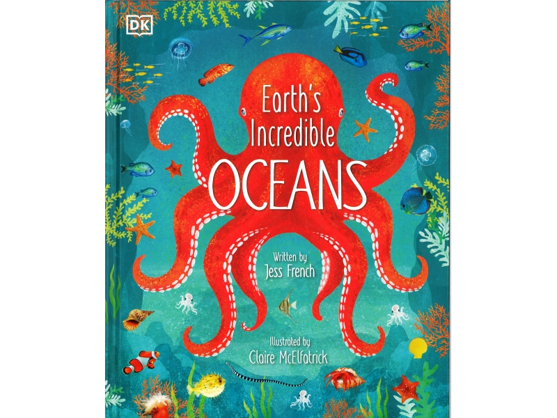 Jess French - Earth's Incredible Oceans