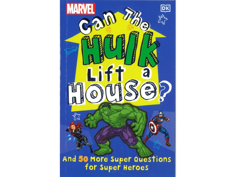 Marvel - Can The Hulk Lift A House?