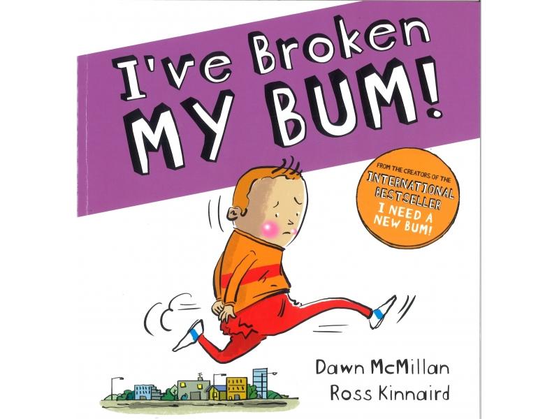 Dawn McMillan & Ross Kinnaird - I've Broken My Bum!