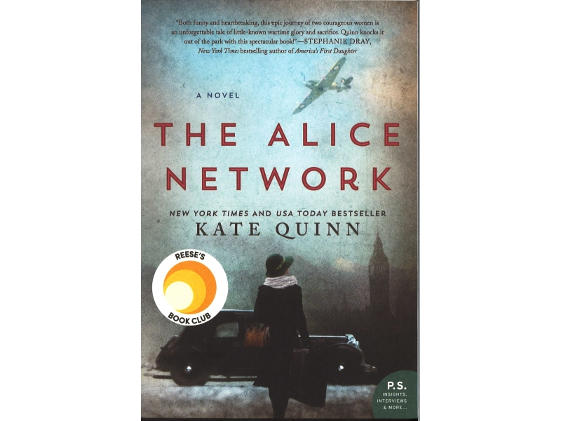 Kate Quinn - The Alice Network