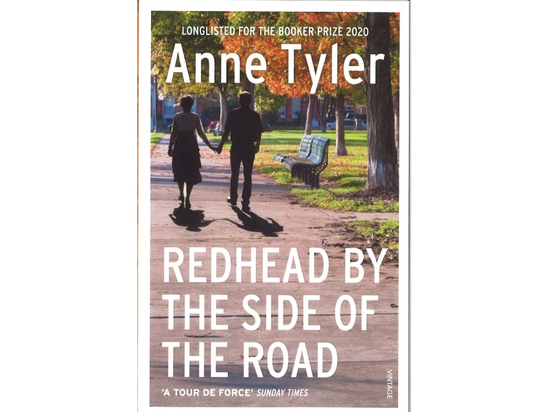 Anne Tyler - Redhead By The Side Of The Road