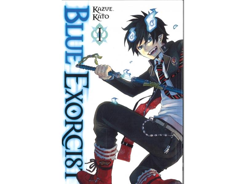 Blue Exorcist 1 - Kazve Kato
