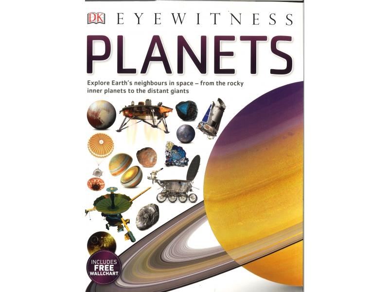 Eyewitness Planets