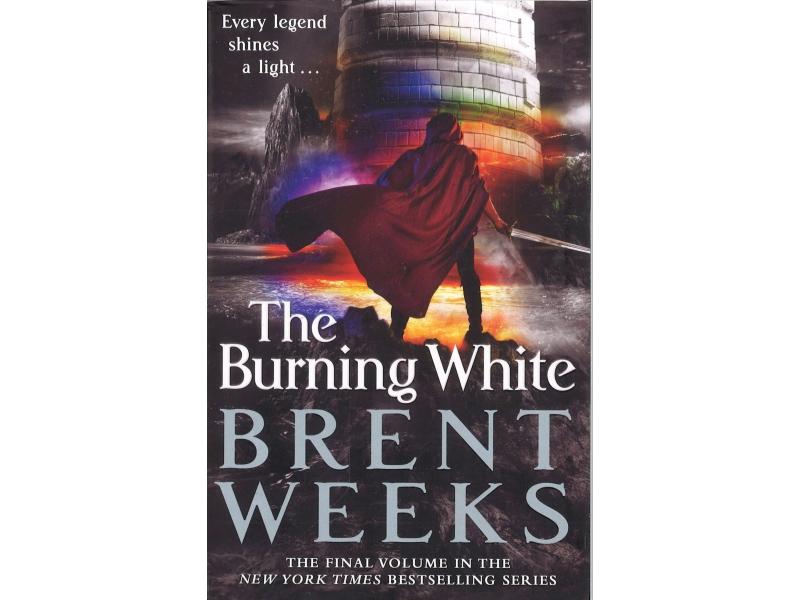 Brent Weeks - The Burning White