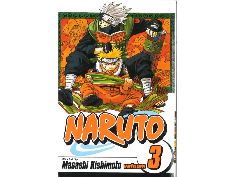 Naruto 3 - Masashi Kishimoto