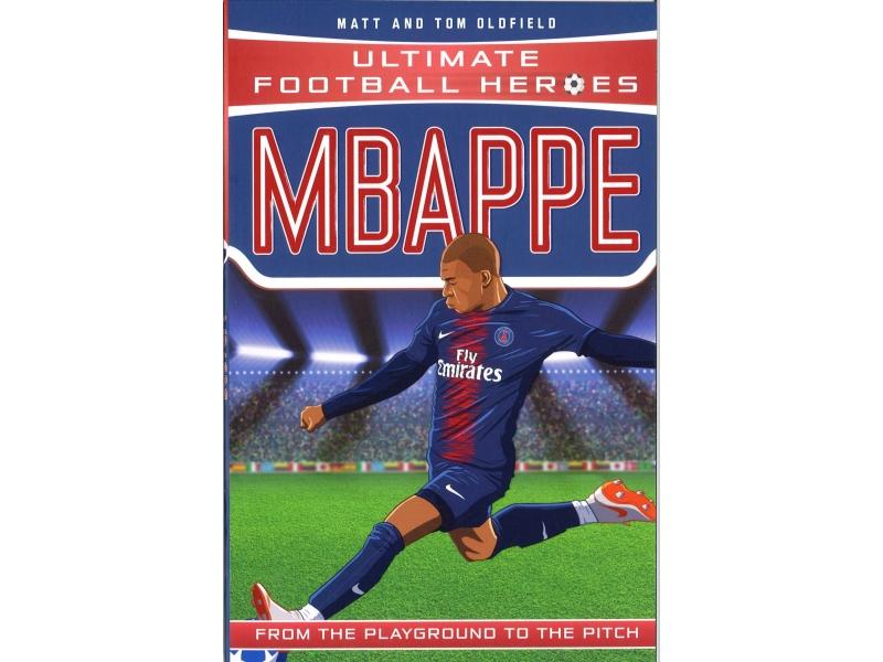 Ultimate Football Heroes - Mbappe