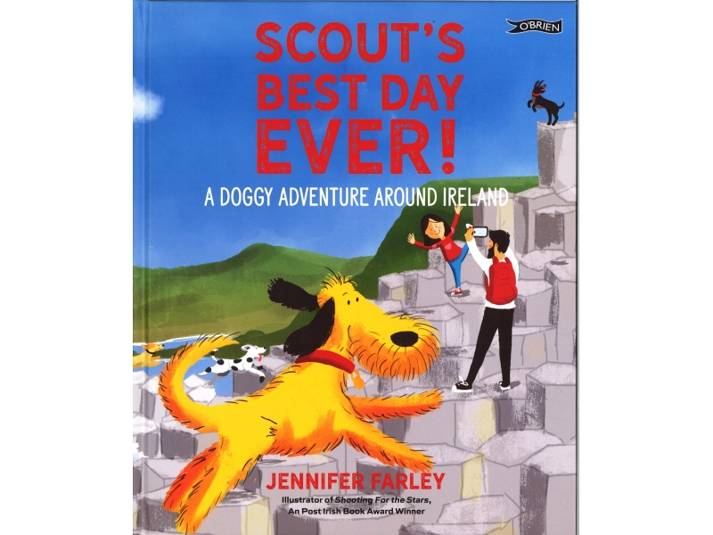 Jennifer Farley - Scout's Best Day Ever !