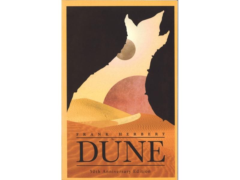Frank Herbert - Dune 50th Anniversary Edition