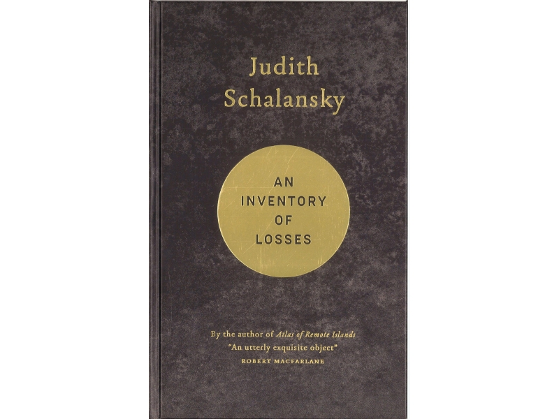 Judith Schalansky - An Inventory Of Losses