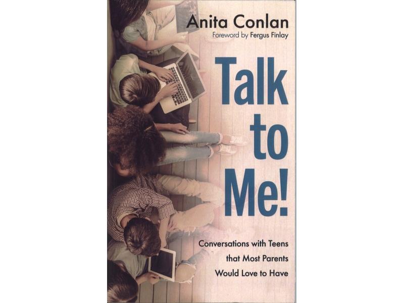 Anita Conlan - Talk To Me!
