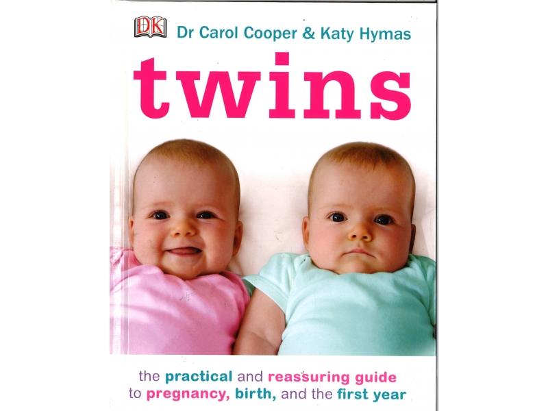Dr Carol Cooper & Katy Hymas - Twins