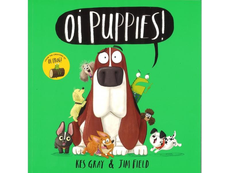 Kes Gray & Jim Field - Oi Puppies!