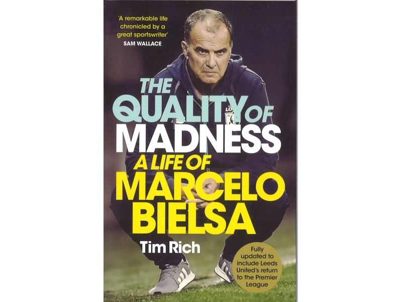 Tim Rich - The Quality Of Madness