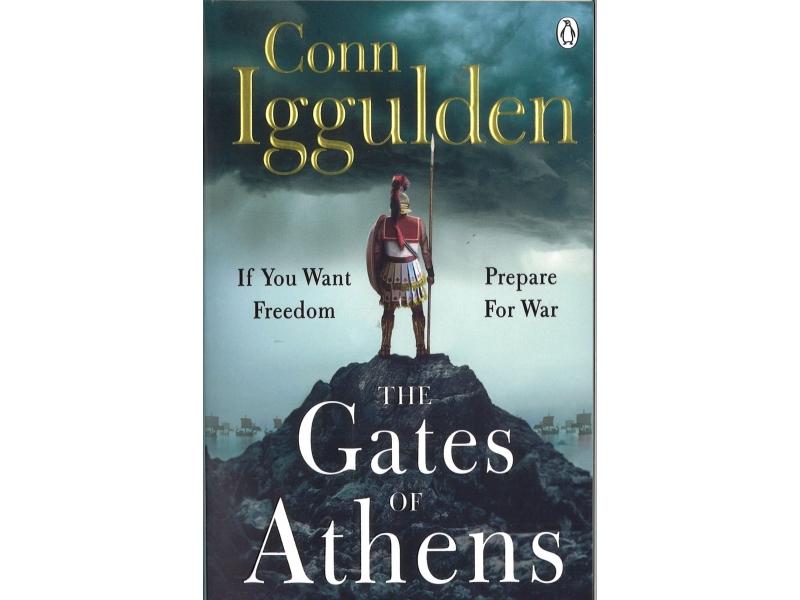 Conn Iggulden - The Gates Of Athens