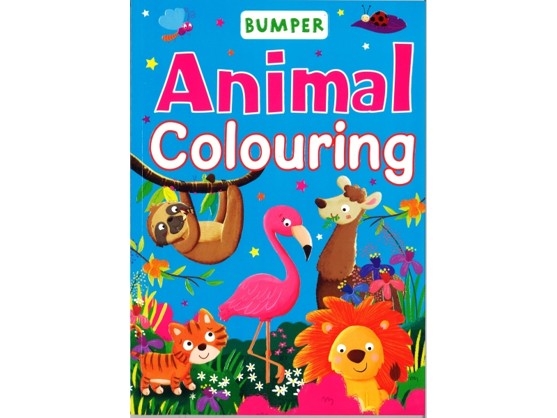 Bumper - Animal Colouring