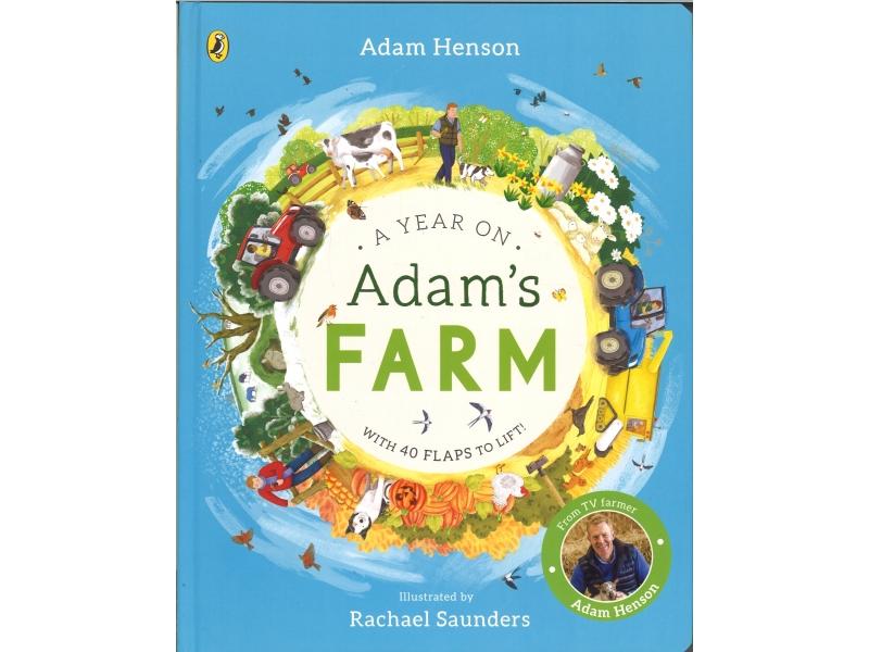 Adam Henson - A Year On Adam's Farm