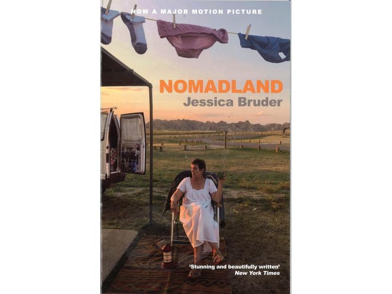 Jessica Bruder - Nomadland