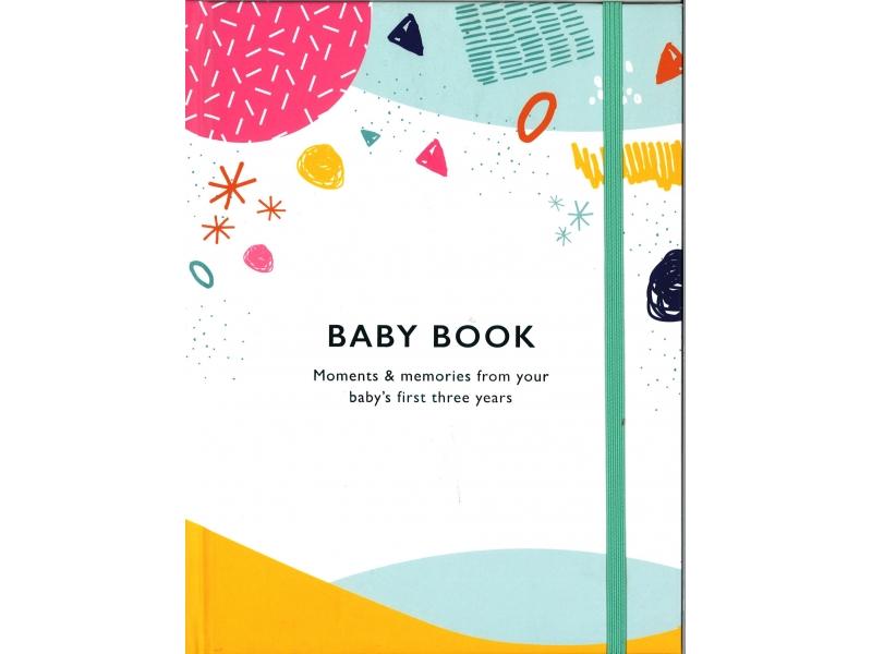 Baby Book - Moments & Memories