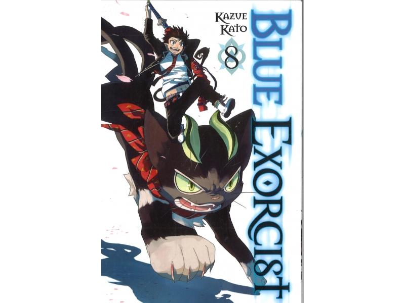 Blue Exorcist 8 - Kazve Kato